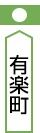 東京都JR有楽町駅